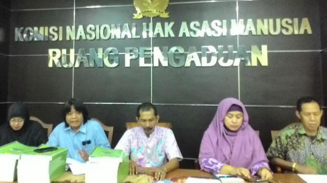 Komnas HAM paparkan hasil penyelidikan pelanggaran HAM berat di Aceh