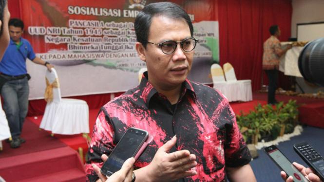 Wakil Sekjen DPP PDIP Ahmad Basarah.