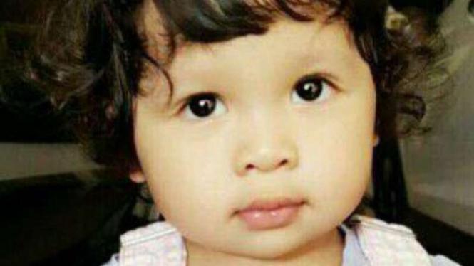 Bayi berusia 2 tahun bernama Kimora hilang diduga diculik