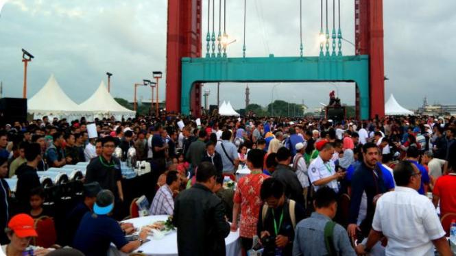 GMT di Palembang.