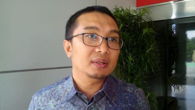 Ketua IMI, Sadikin Aksa.