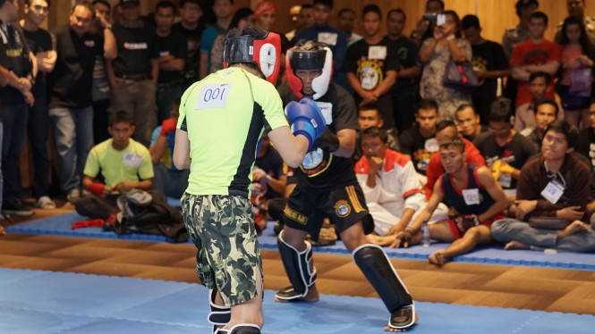 Audisi One Pride Mixed Martial Arts (MMA) di Surabaya