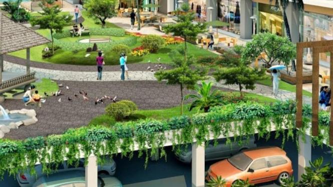 Ilustrasi Green Palace Residence