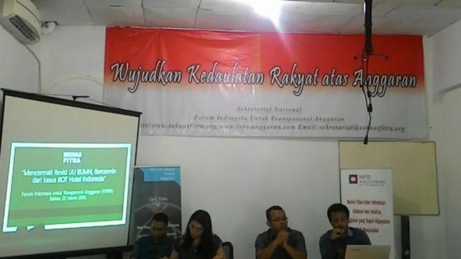 Forum Indonesia untuk Transparansi Anggaran (FITRA)