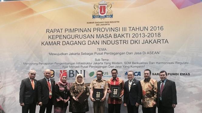 Rapim Provinsi III Kadin DKI Jakarta