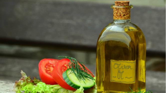 Ilustrasi minyak nabati