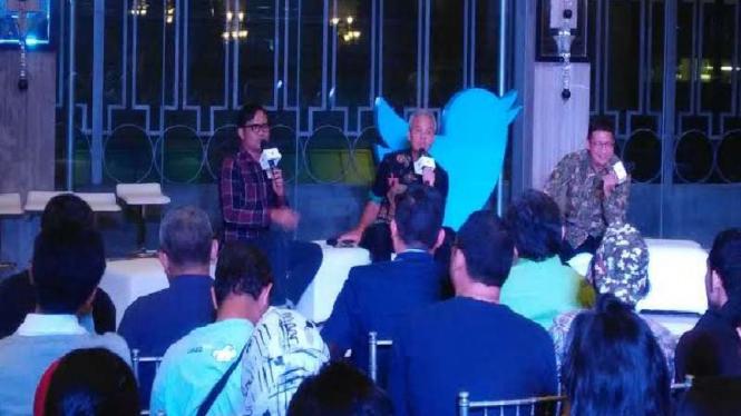 Talk show Satu Dekade Twitter