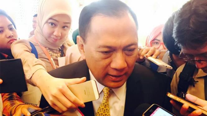 Gubernur Bank Indonesia, Agus Martowardojo.