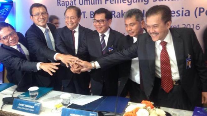Direksi Bank Rakyat Indonesia