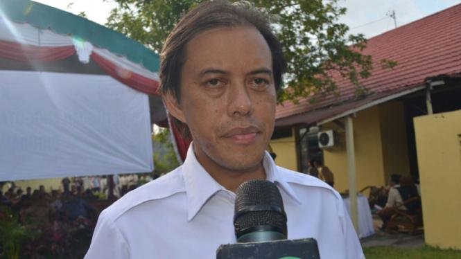 Anggota Komisi IV DPR RI Hamdani