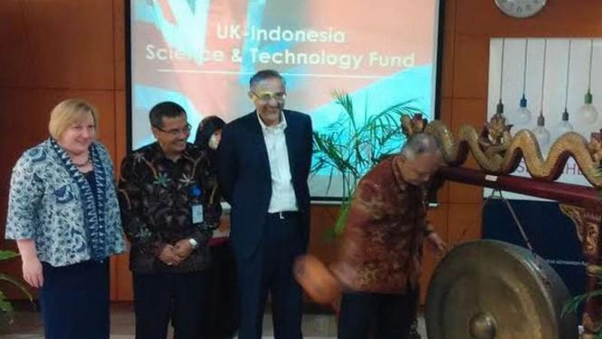 Kerja sama riset Indonesia dan Inggris