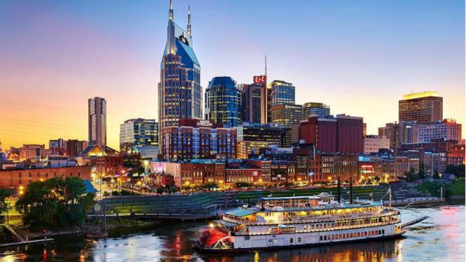 Kota Nashville