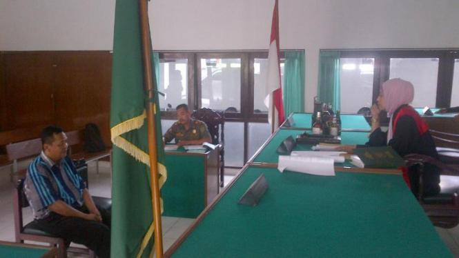 Penjual 395 miras ilegal di PN Bantul, Yogyakarta dihukum bayar denda Rp20 juta.