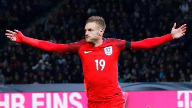 Pemain Inggris, Jamie Vardy