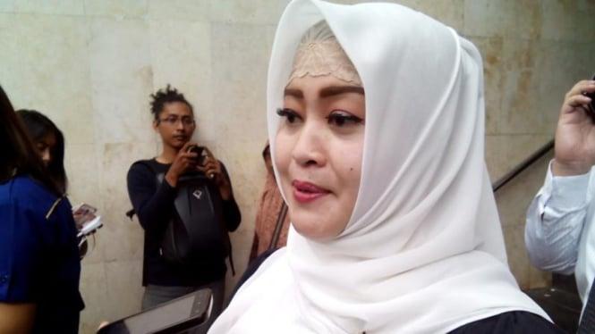 Fahira Idris di Polda Metro Jaya
