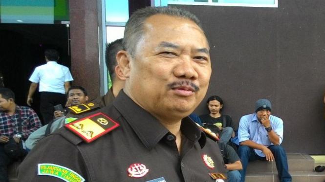 Kepala Kejaksaan Tinggi Jawa Timur Maruli Hutagalung