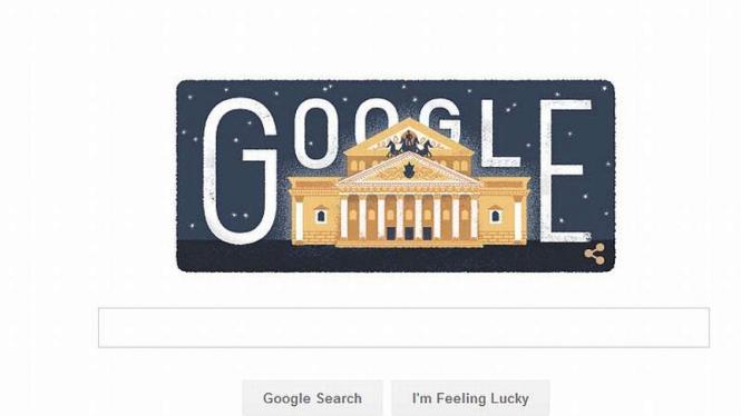Bolshoi Theatre di Google Search