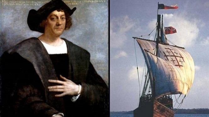 Chistopher Columbus.