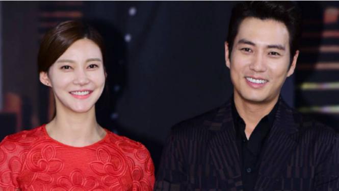 Joo Sang Wook dan Cha Ye Ryun