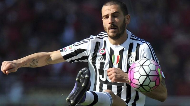 Bek Juventus, Leonardo Bonucci.
