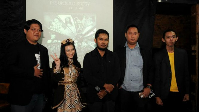 Konferensi Pers The Untold Story of JKT 48