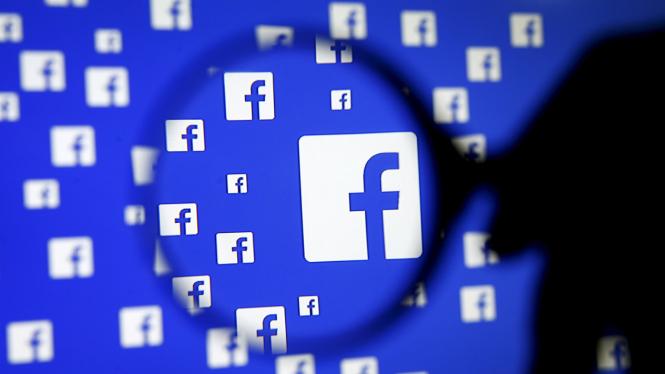 Jejaring sosial Facebook.