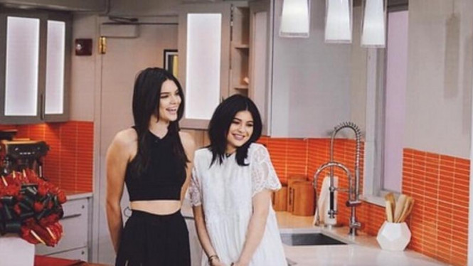 Kendall dan Kylie Jenner