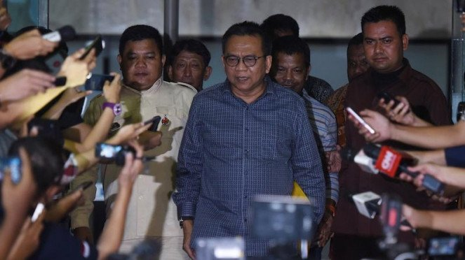 Wakil Ketua DPRD DKI sekaligus Ketua DPD Partai Gerindra DKI Jakarta Mohamad Taufik.