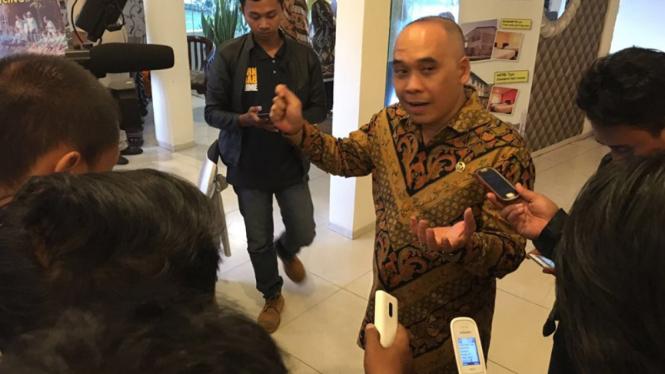 Anggota Komisi XI DPR RI Heri Gunawan