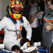 Pembalap Tim Manor Racing, Rio Haryanto.