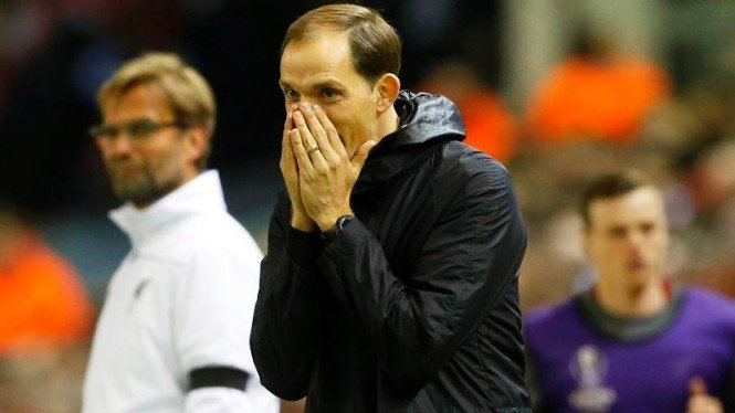 Mantan pelatih Borussia Dortmund, Thomas Tuchel