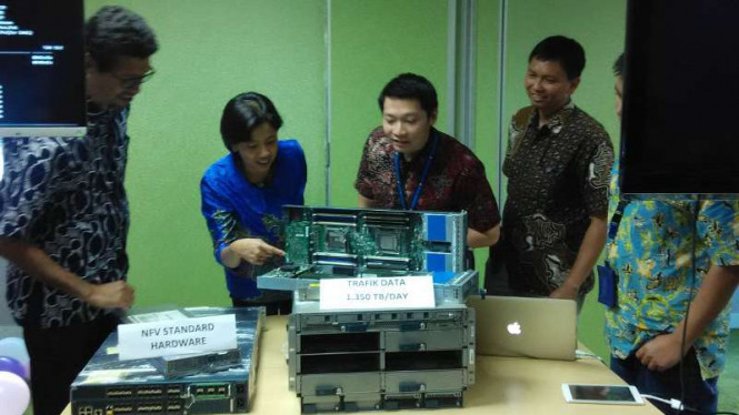 XL kenalkan teknologi NFV.