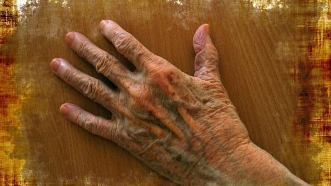 Ilustrasi pergelangan tangan