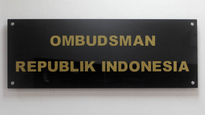 Kantor Ombudsman Republik Indonesia.