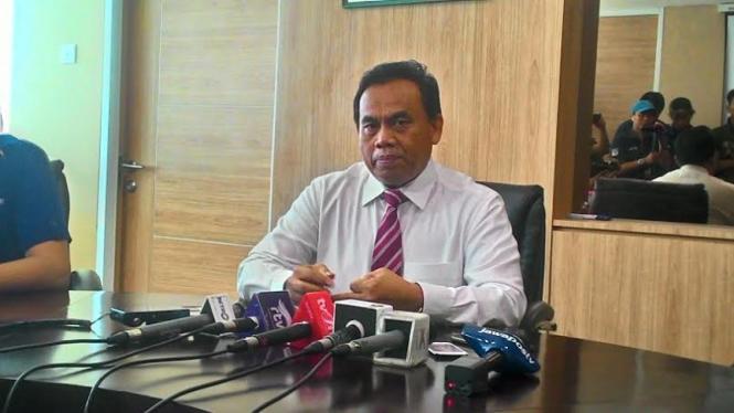 Sekretaris Pemerintah Provinsi DKI Jakarta, Saefullah.