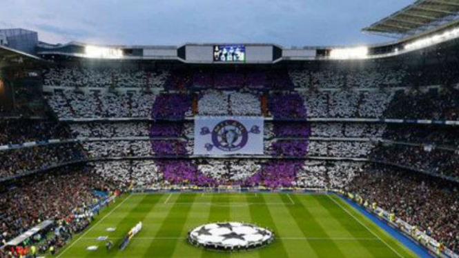 Kandang Real Madrid, Santiago Bernabeu