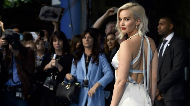 Aktris Hollywood Jennifer Lawrence