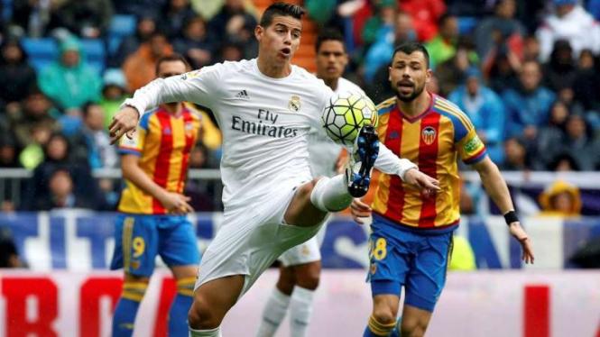Pemain Real Madrid