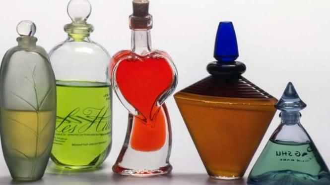 Ilustrasi parfum