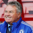 Eks bos Chelsea Guus Hiddink