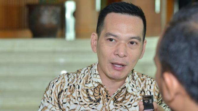 Wakil Sekjen PKB Daniel Johan.