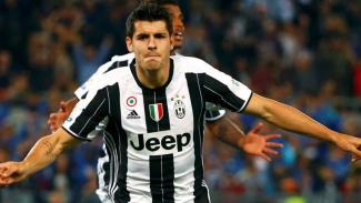 Juventus Resmi Pulangkan Alvaro Morata, Siap-siap jadi Tandem Ronaldo