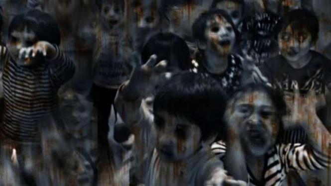 72 Gambar Hantu Anak-anak Terbaru
