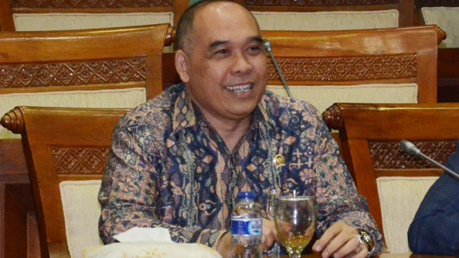 Anggota Komisi XI DPR RI, Heri Gunawan