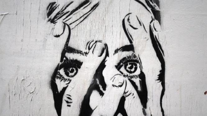 Ilustrasi phobia.