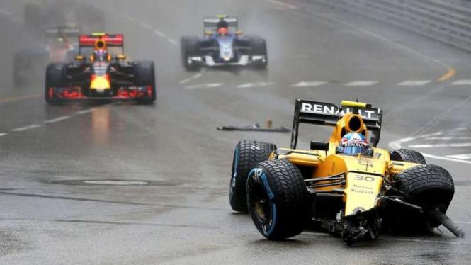 Balapan F1 GP Monako