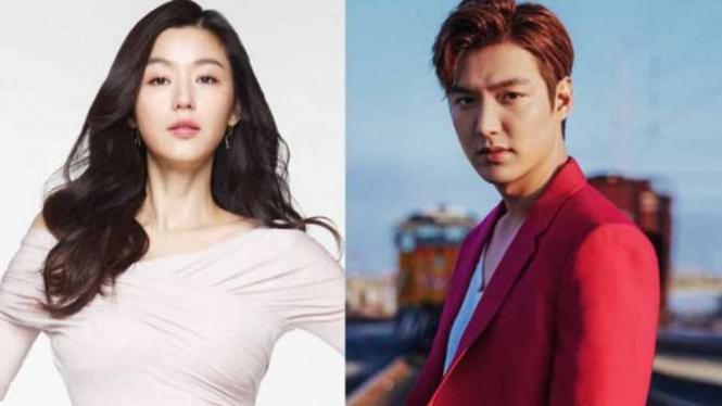 Jun Ji Hyun Lee Min Ho Siap Terbang Ke Palau Dan Spanyol