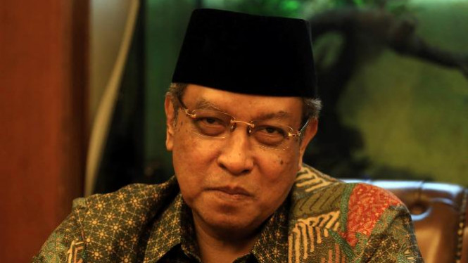 Ketua Umum PBNU Said Aqil Siroj