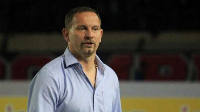 Pelatih Borneo FC, Dejan Antonic.