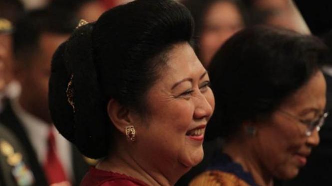 Ani Yudhoyono.